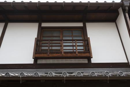 lattice window: Of old houses window