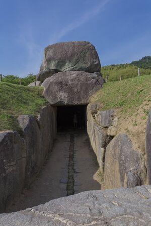 doorway: Doorway of ishibutai kofun