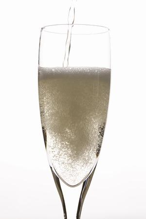 bubble acid: Champagne