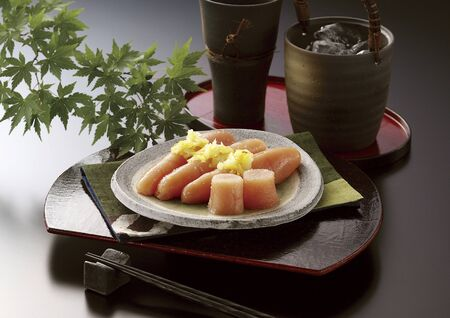 citron: Citron taste Mentaiko