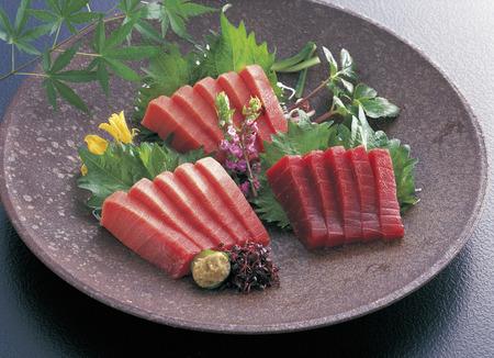 This tuna sashimi Фото со стока