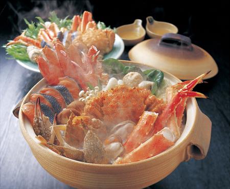 crab pot: Crab Dzukushi pot