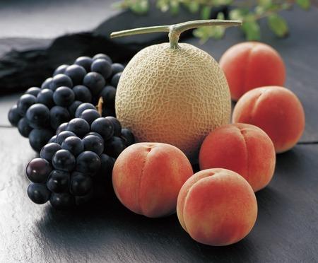 fruitschaal: Summer fruit