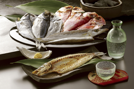 dried fish: Boso-producing sun dried fish