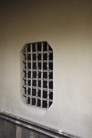 lattice window: Mud with lattice Windows
