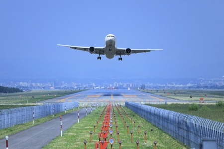 landing: Takeoff to airliner