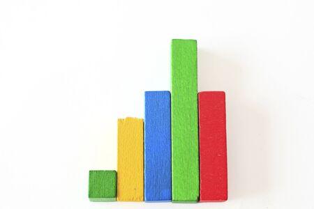 ビルディング ブロックのグラフ