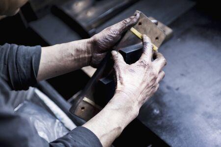 Make the ink craftsman