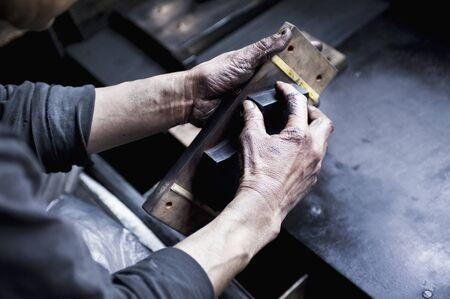 sumi: Make the ink craftsman