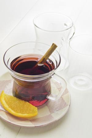 vin chaud: Vin chaud Banque d'images