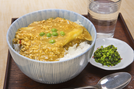 curry bowl: Curry bowl