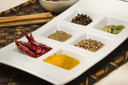 cuisines: Curry spice