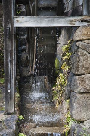 water turbine: Water turbine