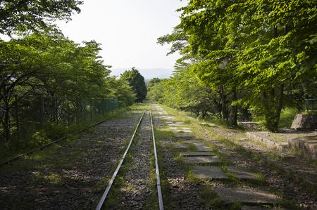 hydrophobic: Lake Biwa hydrophobic line trace