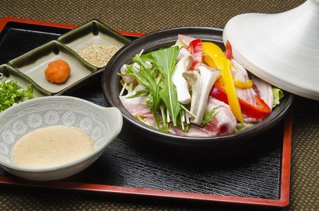 waterless: Waterless cooker Stock Photo