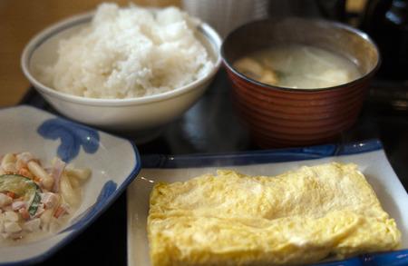 dashi: Morning meal