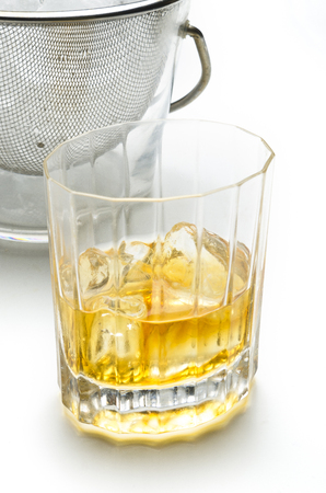distilled alcohol: Whiskey