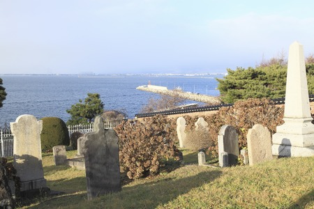 foreigner: Foreign cemetery