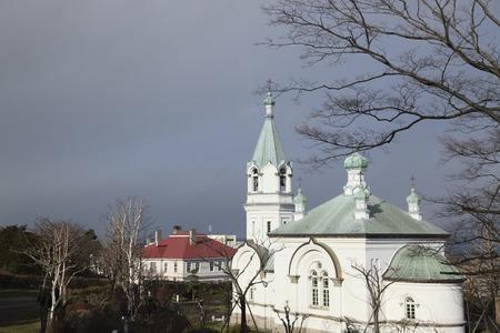 orthodox church: Harisuto Orthodox Church
