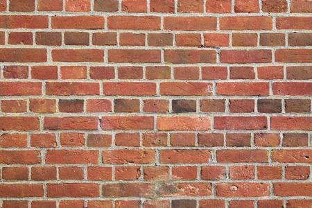 Bakstenen muur Stockfoto