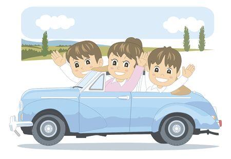 family: Drive family