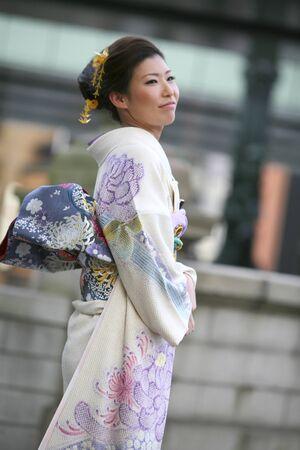 kimono: Womens kimono