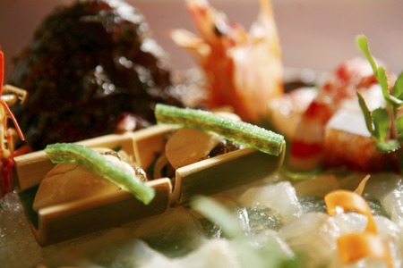 rawness: Japan food Stock Photo