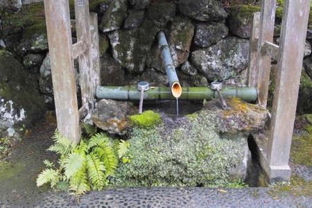 lavamanos: Purificación del agua