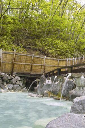 openair: Large open-air bath