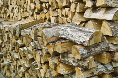 Firewood Stok Fotoğraf