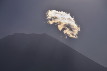 iridescent: Fuji and Iridescent