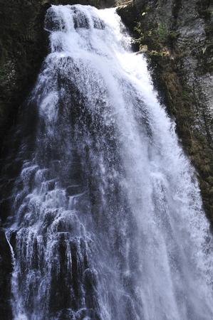 cataract waterfall: Bandokoro Stock Photo