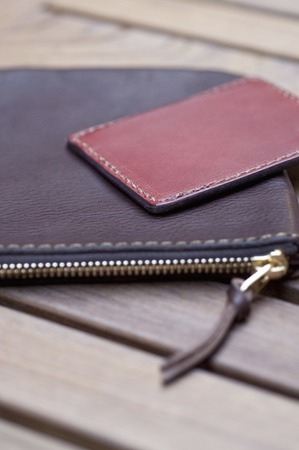 fastener: Small leather goods