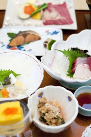 ryokan: Ryokan dinner