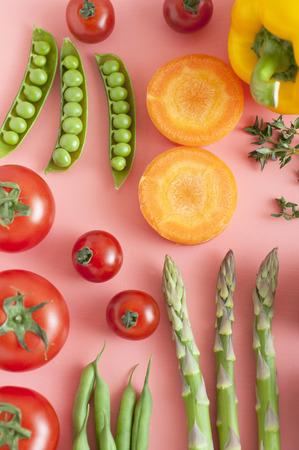 familiy: Colorful vegetables