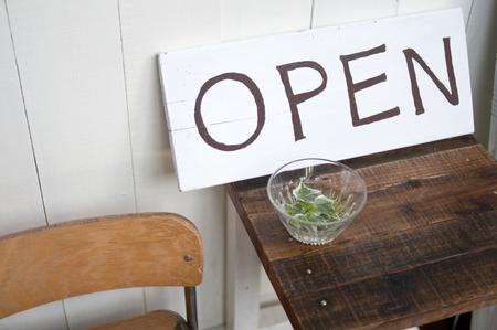 shop sign: Open sign