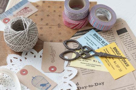wrapping: Wrapping goods
