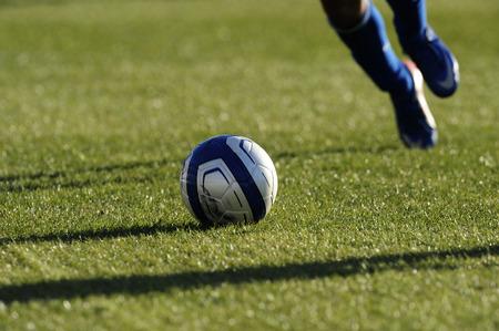 dribbling: Football