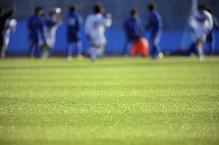 football match lawns: Football