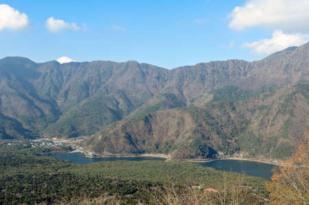 distant spot: West Lake from Koyodai
