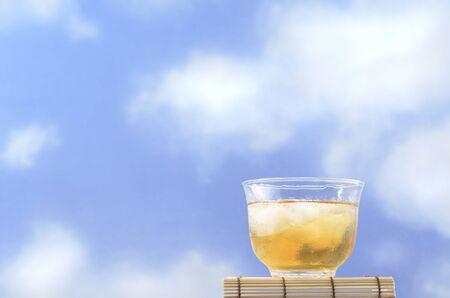 coolness: Barley tea
