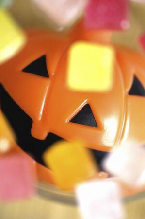 jackolantern: Candy and JackoLantern