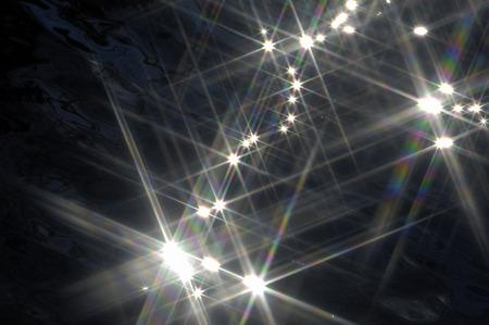twinkles: The cross light