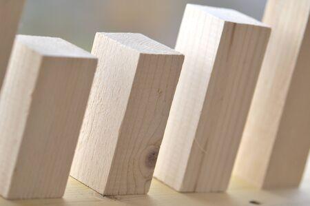 ビルディング ブロックの横棒グラフ