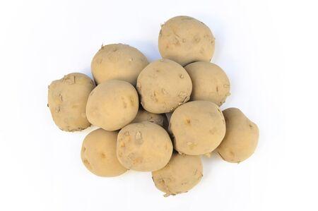 spud: Potato Stock Photo