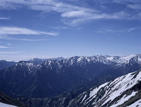 hokuriku: Tateyama Mountain range
