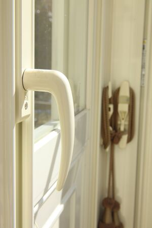 conservatory: Doorknob of conservatory