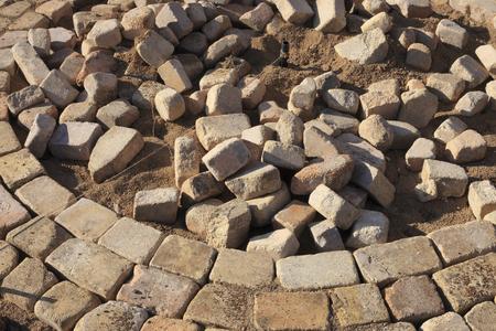 woodfired: Brick Stock Photo