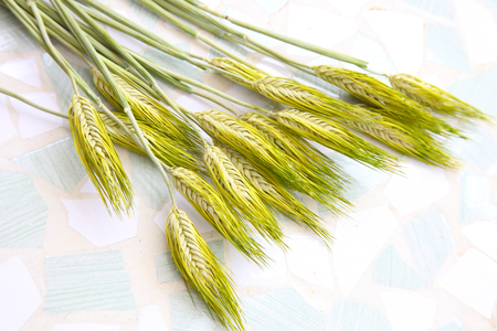 dried flower arrangement: Dried flower of Mugiho