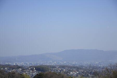 nara: Nara city Distant view